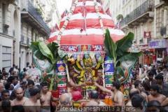 paris,hindouisme,procession,ganesh,visibilité du religieux